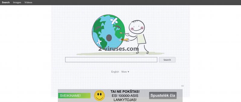 Doko-search.com virusas