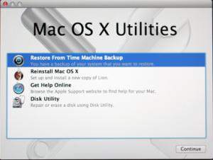 Kaip atstatyti Mac nustatymus ir atkurti dokumentus