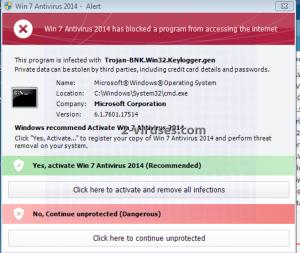 Multi-name netikros antivirusinės programos