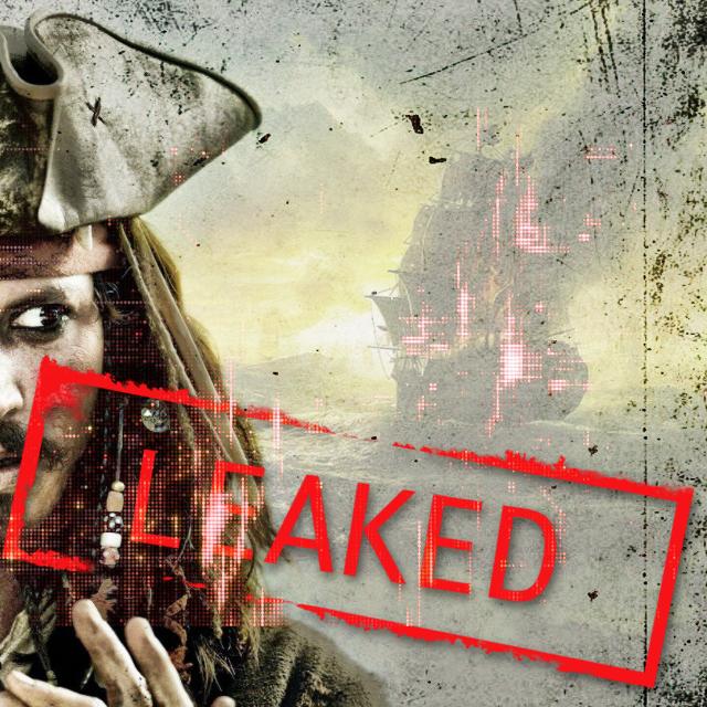 Sugadinta premjera: nutekintas naujasis Karibų Piratų filmas
