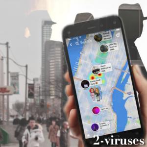 Snap Map: ar tikrai norite, jog Snapchat sektų jūsų buvimo vietą?