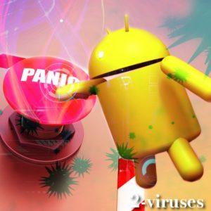 Panikos mygtukas – nauja Android įrenginių funkcija