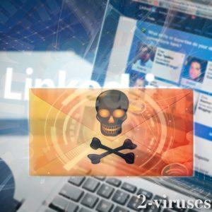 Spragos LinkedIn sistemoje leidžia kenkėjiškiems failas plisti