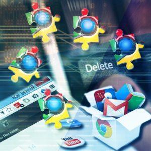 Google pašalino kenkėjišką AdBlock Plus plėtinį