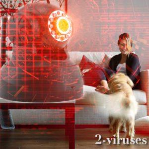 Vaizdo stebėjimo įrenginiai gali lengvai tapti programišių marionetėmis